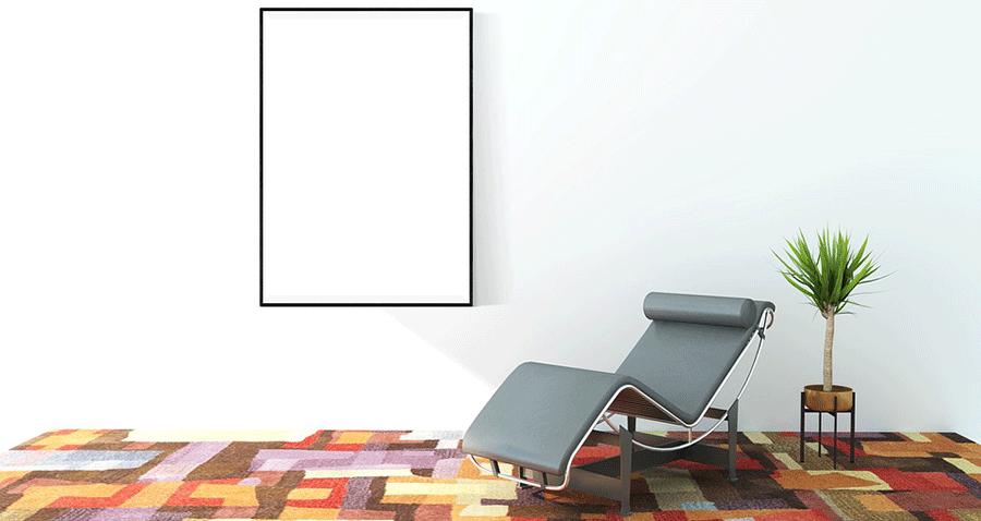 Een minimalistisch interieur: dat decoreer je toch gewoon zelf een