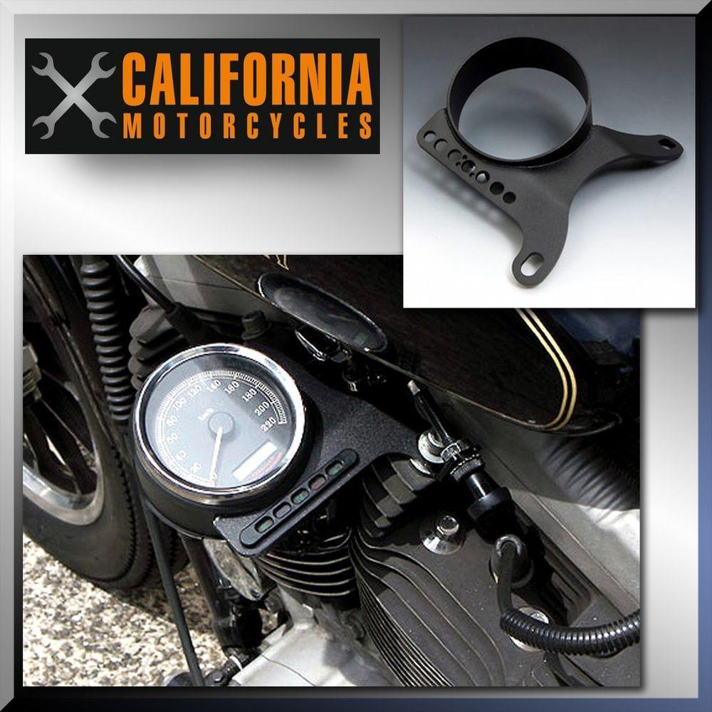 Soporte Cuentakilometros Lateral Para Sportster Easyriders Speedo Relocation Ebay Motors Parts Amp Accessories Motorcycle Parts Ebay