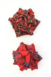 Lillian Asterfield  Image of Plaid Brooch Collection  http://www.etsy.com/shop/lilianasterfield