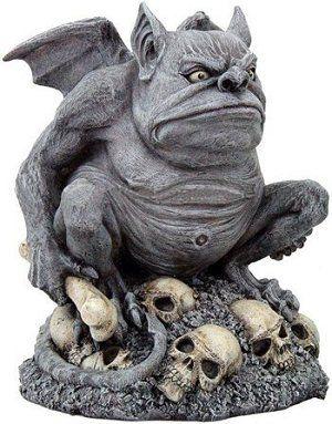 Gargoyle Demon Statue Gargoyles Gothic Gargoyles Statue
