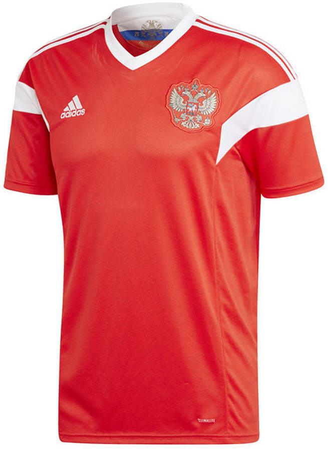 8c0fe88f487 adidas Men s Russia National Team Home Stadium Jersey - Red S ...