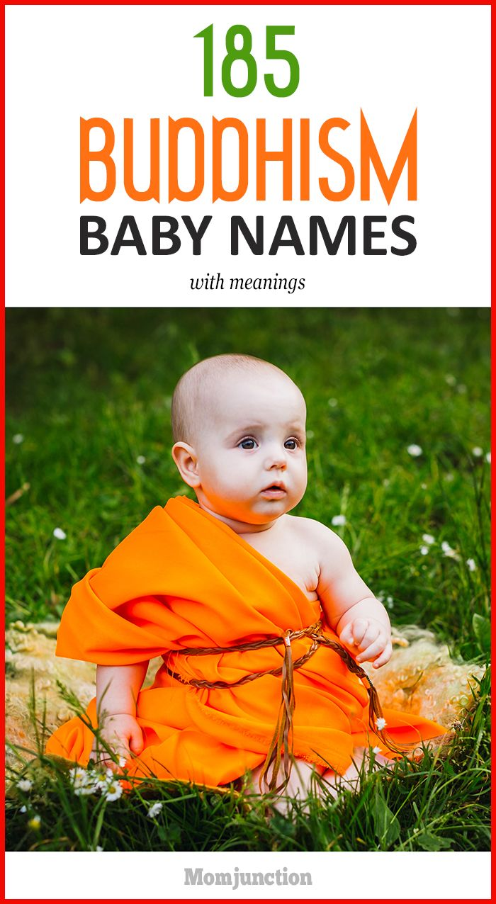519 Enlightening Buddhist Baby Names With Meanings
