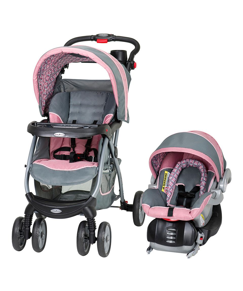 Loving this Baby Trend Giselle Encore Travel System on