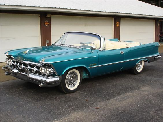 1959 CHRYSLER IMPERIAL CONVERTIBLE -  - Barrett-Jackson Auction Company - World's Greatest Collector Car Auctions