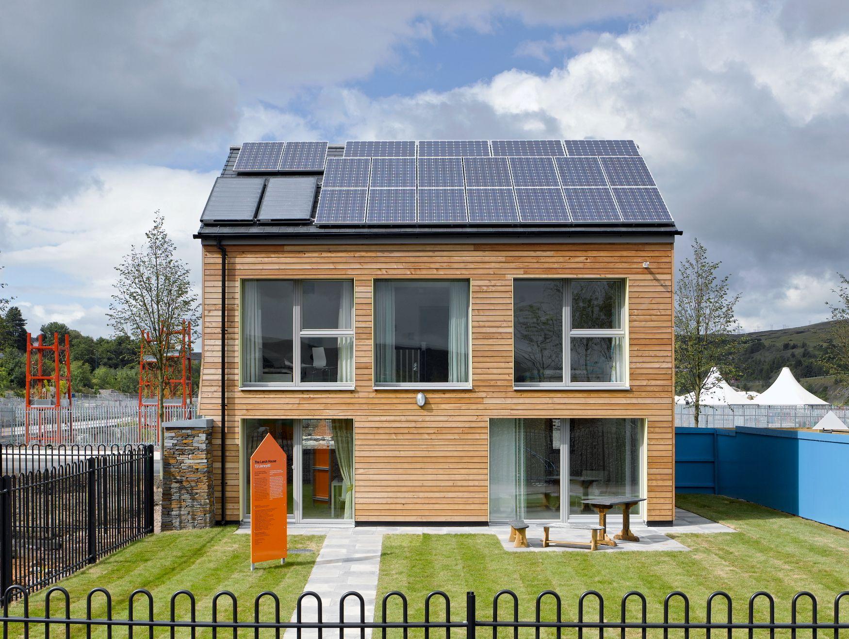 Welsh Passivhaus Solar Panels Home Pinterest Solar Passive