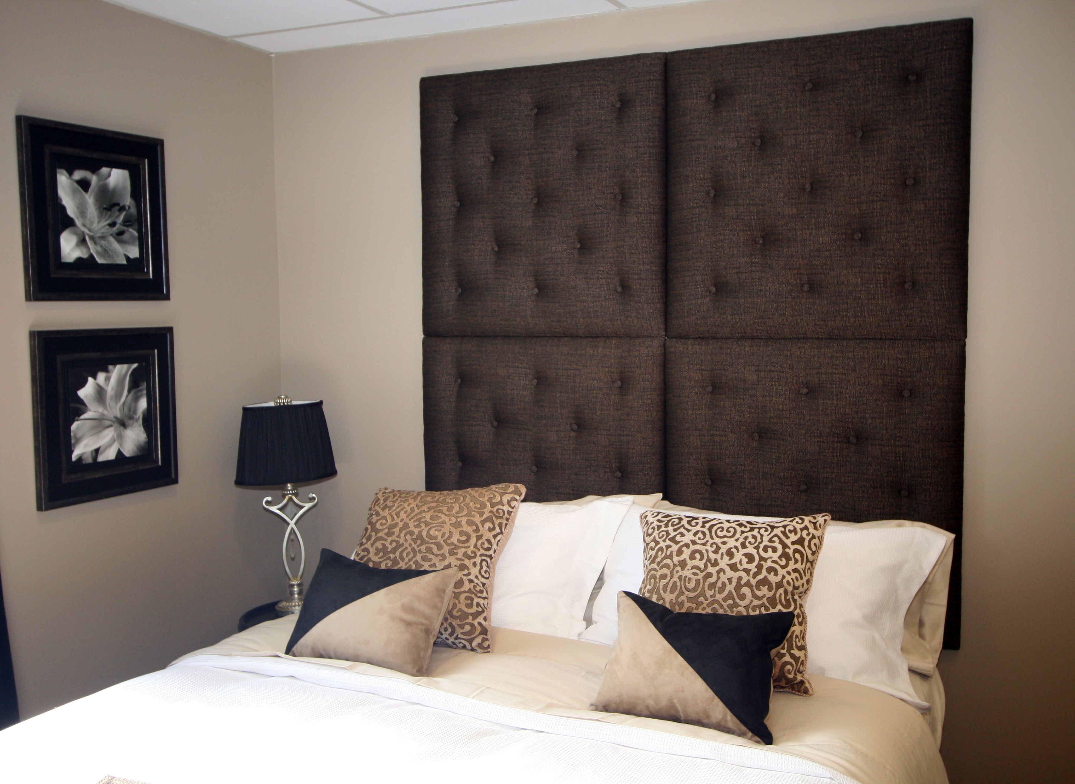 padded walls | Wall Huggers - Designer Chic UPholstered Wall ...