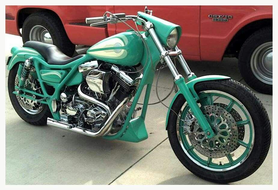 Billy Westbrook Fxr With Images Harley Davidson Bikes Harley