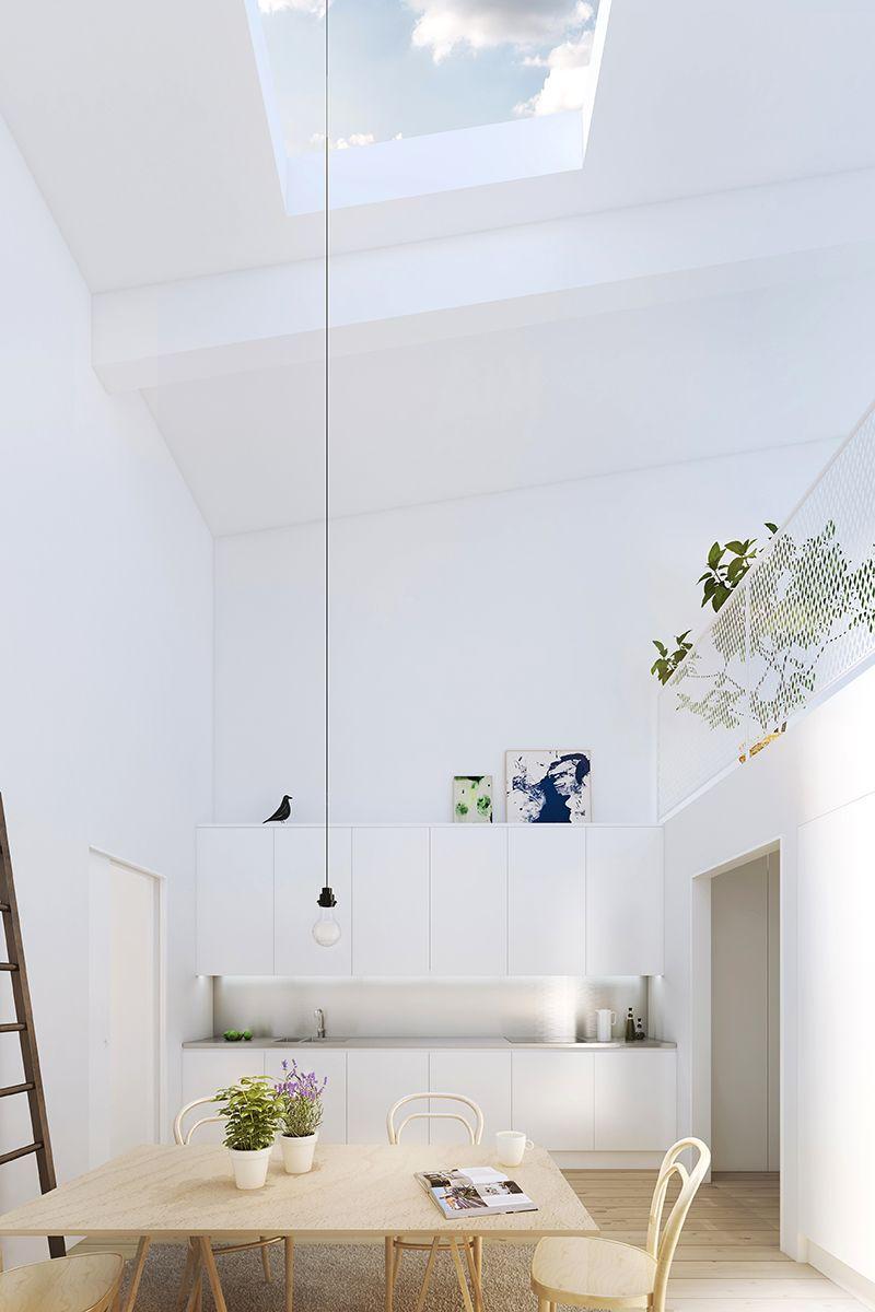 sehr helle und vor allem hohe k che lampenkabel xxl mehr zur beleuchtung in der k che http. Black Bedroom Furniture Sets. Home Design Ideas