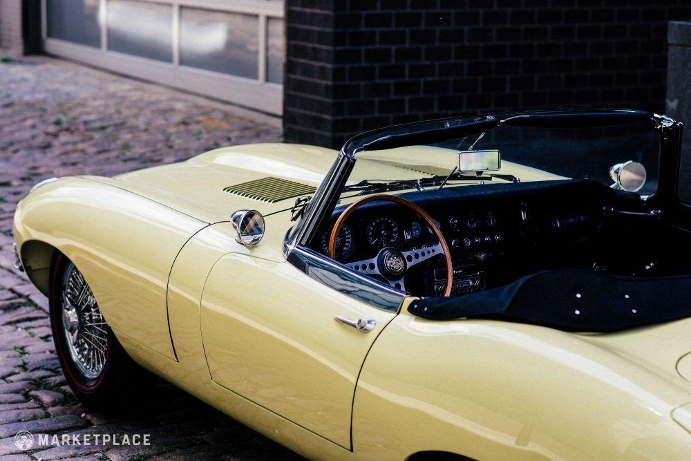 20kMile 1967 Jaguar EType Jaguar e type, Jaguar e, Jaguar