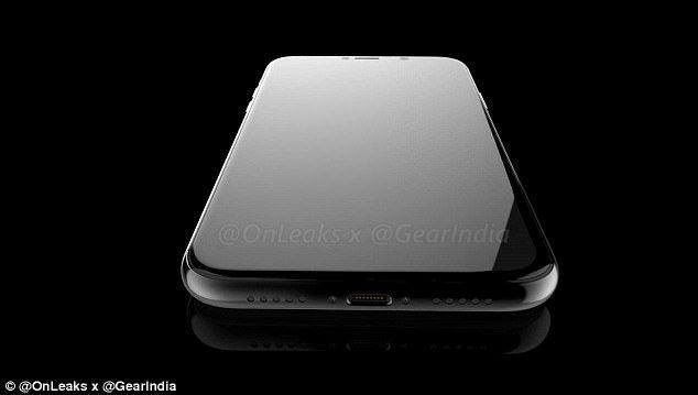Noi imagini cu iPhone 8! Schimbarile de design sunt surprinzatoare
