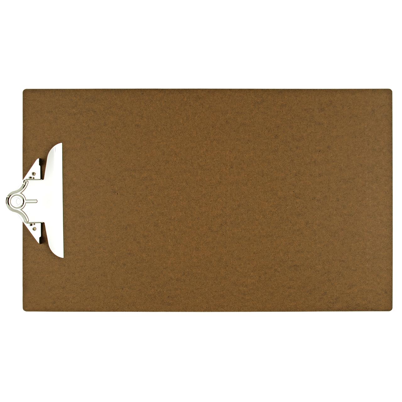 11x17 Hardboard Clipboard With 6 Jumbo Clip Vinyl Panels 11x17 Clipboard