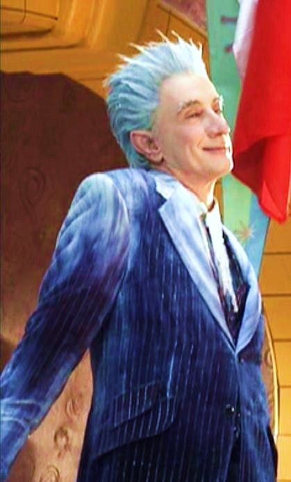 Santa Clause 3 Martin Frost By Princessoflior On Deviantart Jack Frost Costume Martin Short Old Christmas Movies