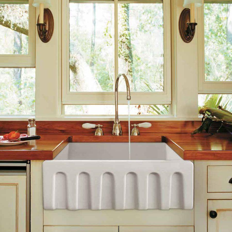 Farmhouse Sinks - Fireclay Sinks & Country Kitchen Sinks | Vintage ...