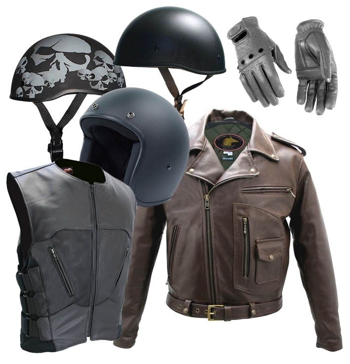 Featured Motorcycle Gear Manufacturers And Brands Biker Outfit