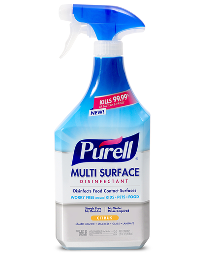 My Favorite Hand Sanitizer Just Released An All Purpose Cleaner And My Cleaning Routine Has Never Been Easier Disinfectant Spray Fragrance Free Products Multipurpose Cleaner