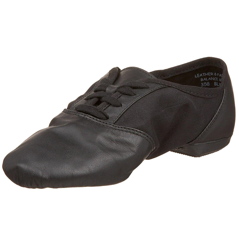 Women S 358 Split Sole Jazz Shoe Black Ct113dp3o1x Trending Shoes Leather Shoes Woman Jazz Shoes