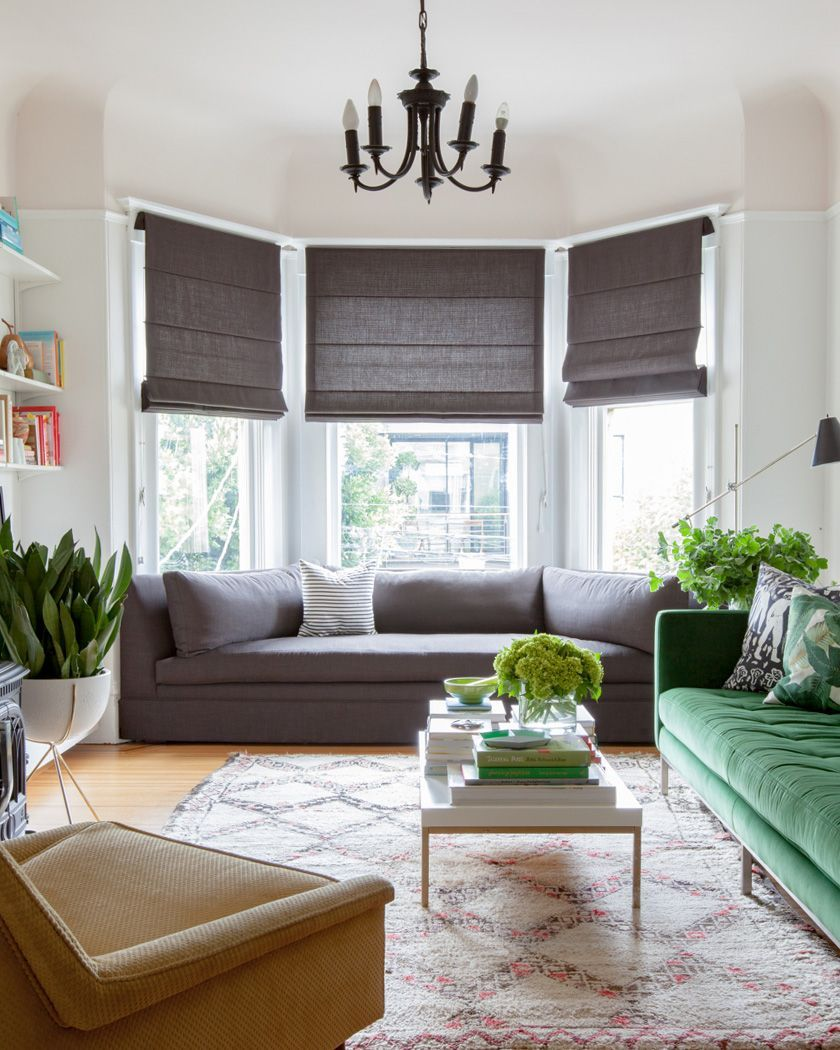 Awesome Curtain Ideas For Bay Window Living Room Eclectic: 12 Unique Bonus Room Ideas For Your Home