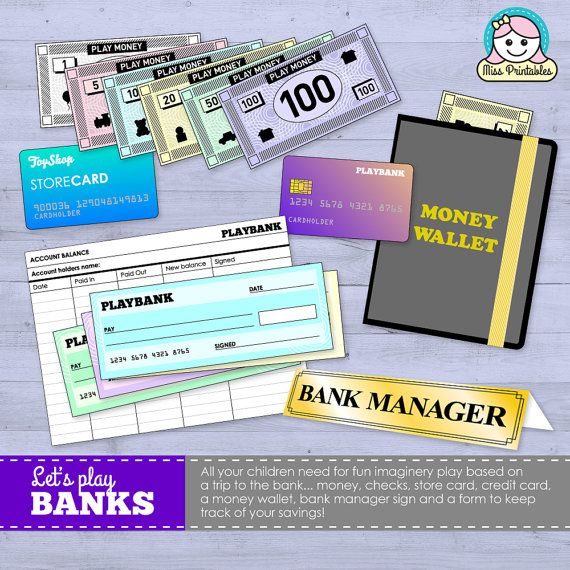 Free printable play money - change the photo and edit the - play money template