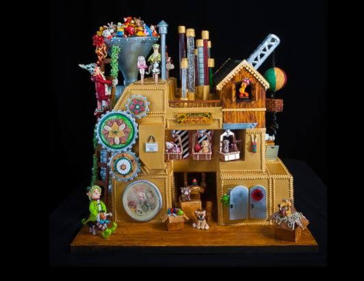 Gingerbread House 3 Fun ideas Pinterest Gingerbread, Ginger