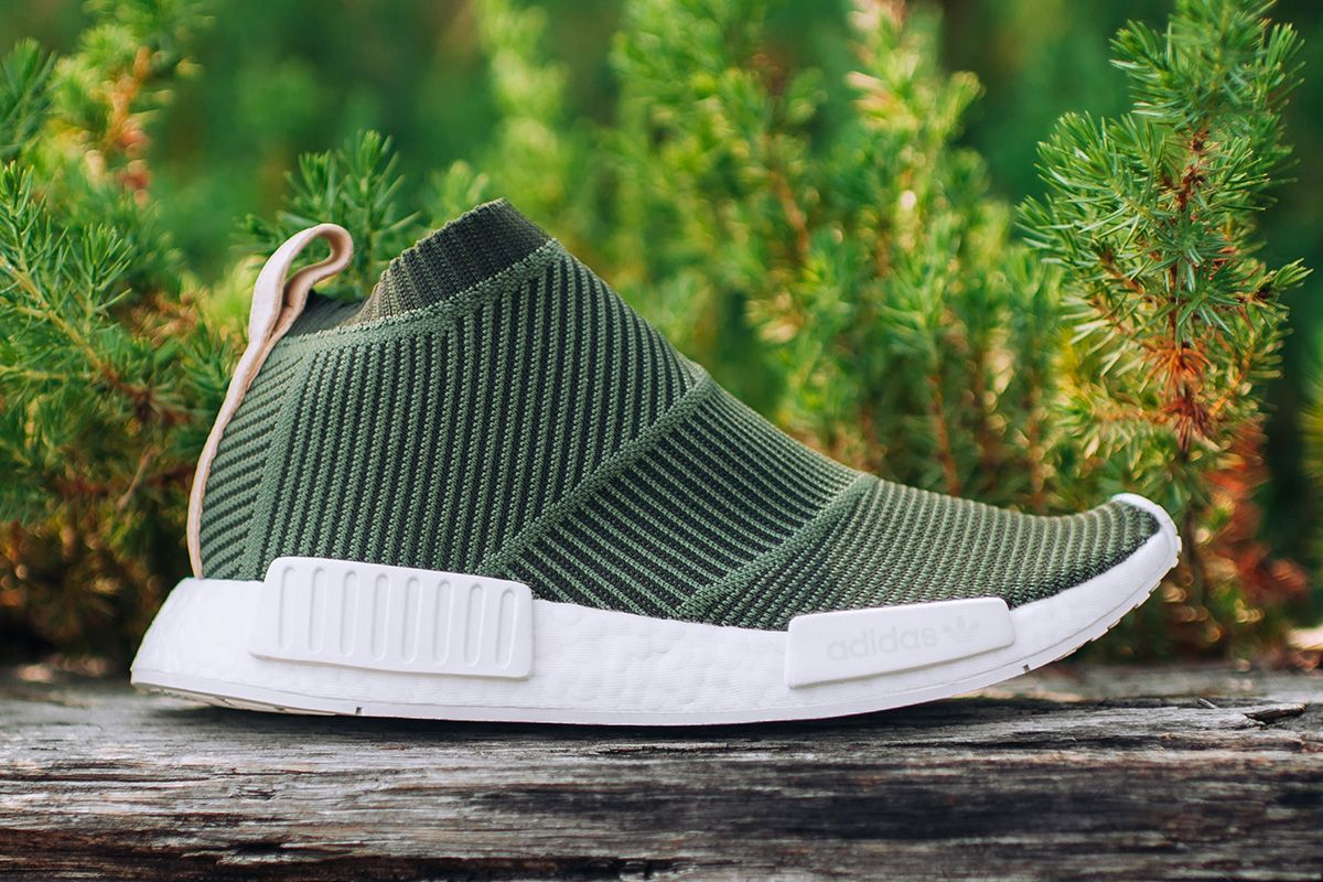fe2a4be55 adidas NMD CS1 PK in Core Olive - EU Kicks  Sneaker Magazine
