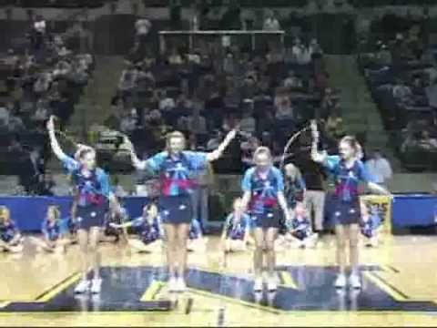 Absolutely Terrific The Firecrackers Are A Performance Jump Rope Team That Performs At Basketball Half Times Across The Us Naval Academy Academy Brain Breaks