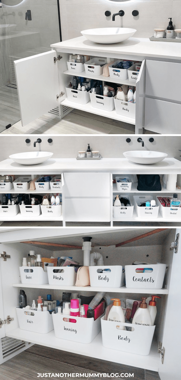 Bathroom Organization Ideas | S.ngalas.com