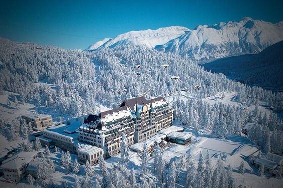 Suvretta House- St moritz- Switzerland-Europe