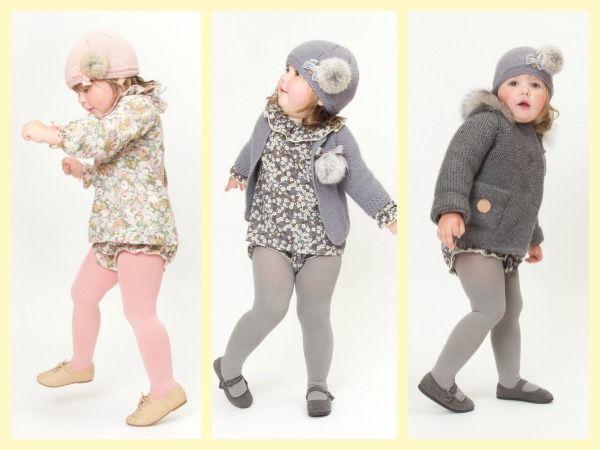 Cómo será la ropita que vestirán los bebés este invierno