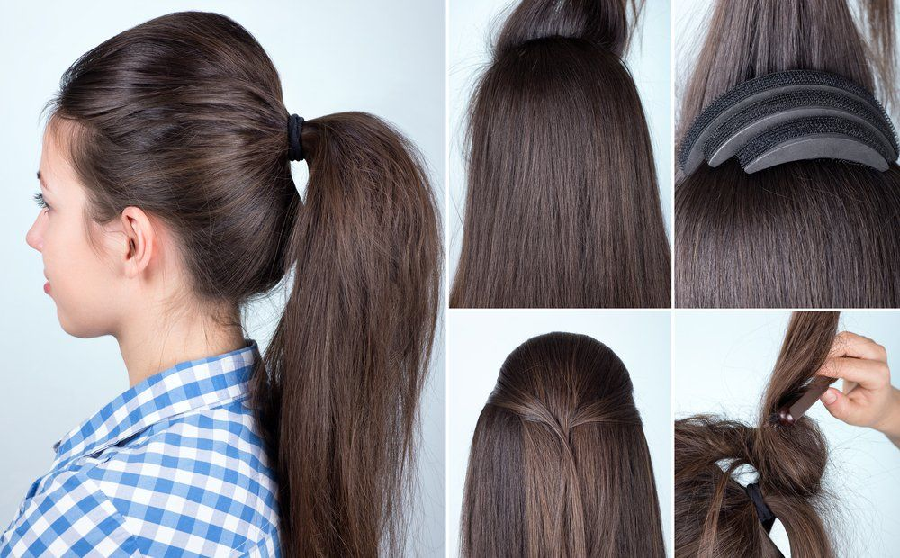 How To Make Different Hair Parting Styles Hair Styles Girls School Hairstyles Small Hair Style Girl