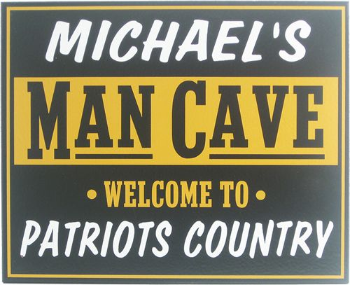 Best Man Cave Signs : Awesome man cave signs all gifts considered sports team fan