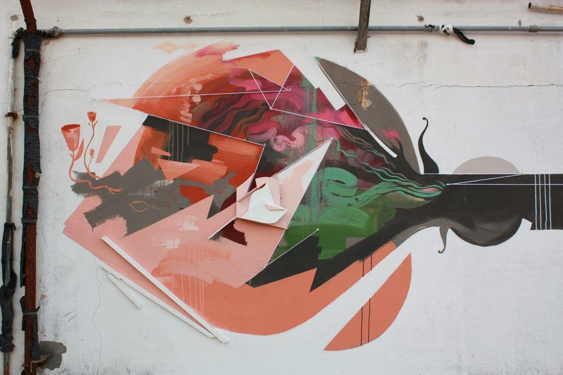 """Torniamo con molto piacere ad occuparci di Xabier XTRM, l'artista continua il proprio lavoro a Tolosa nei Paesi Baschi dove ha da poco portato a termine un nuova elaborazione dal titolo """"Always carrying keys in the pocket""""."""