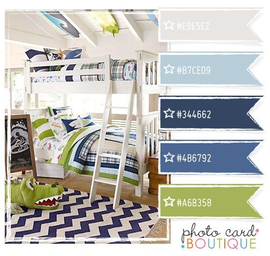 Color Crush Palette 4 25 2012 Boys Room Colors Boy Room Color