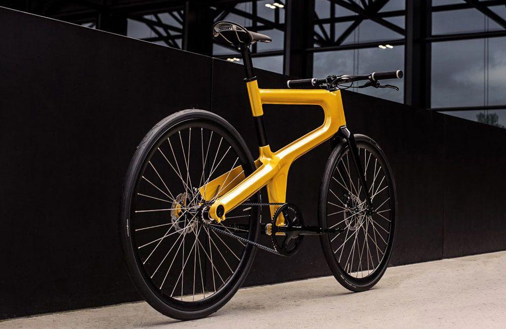 Inspiriert von der Automobil-Produktion: Das Urban-Bike von Mokumono ...