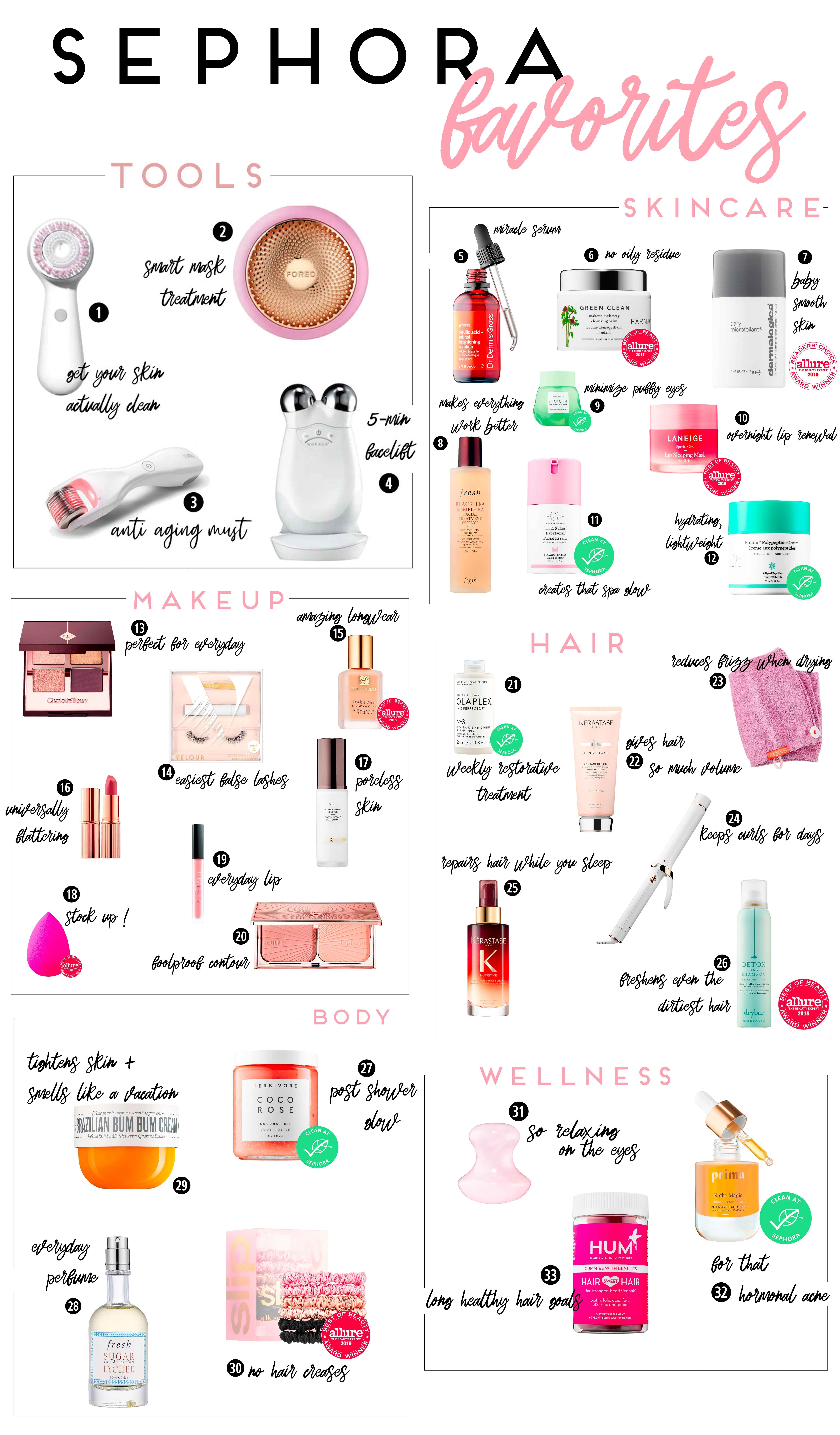 Sephora Spring Sale | Dallas beauty | Cute and Lit