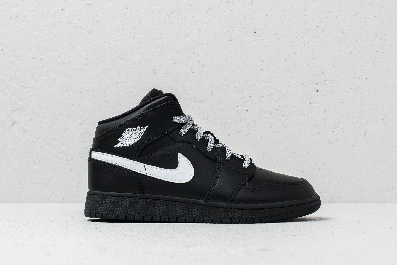 296603a2d7ebd Nike Vandal High Supreme Leather Black  Black-White