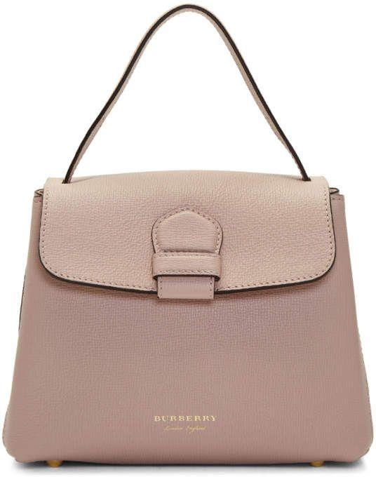 8803ef438d3 Burberry Pink Small Camberley Bag