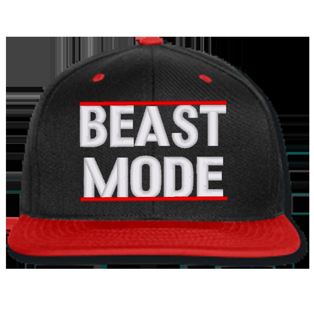 38c51e5284b BEAST MODE beanie or SNAPBACK hat