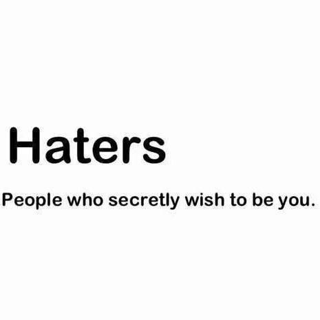 Haters Quotes (@HatersQuottes)