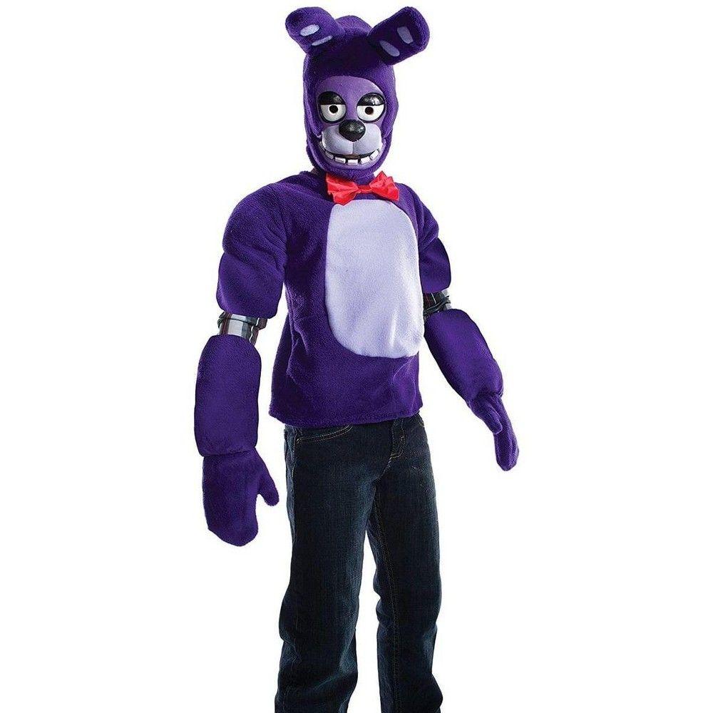 2020 Hot Five Nights At Freddy/'S Mascot Purple Toy Bonnie Costume Carnival Dress
