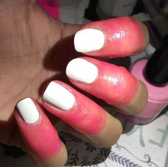 mini Mani maid Liquid Latex Nail Art Tool for nail by nailgirls ...