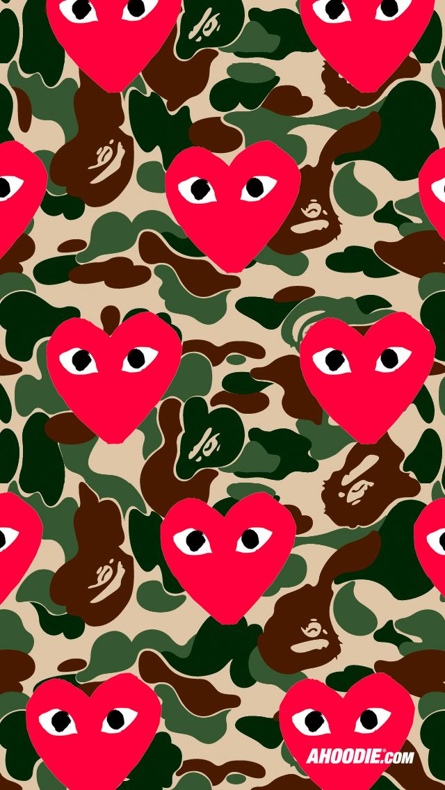 Pin By Bri On Wallpapers Bape Wallpapers Bape Wallpaper Iphone Camo Wallpaper