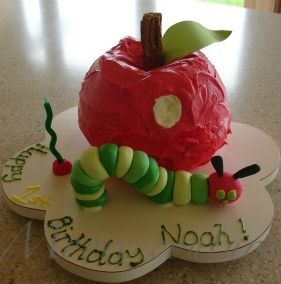 Hungry Caterpillar #caradavies