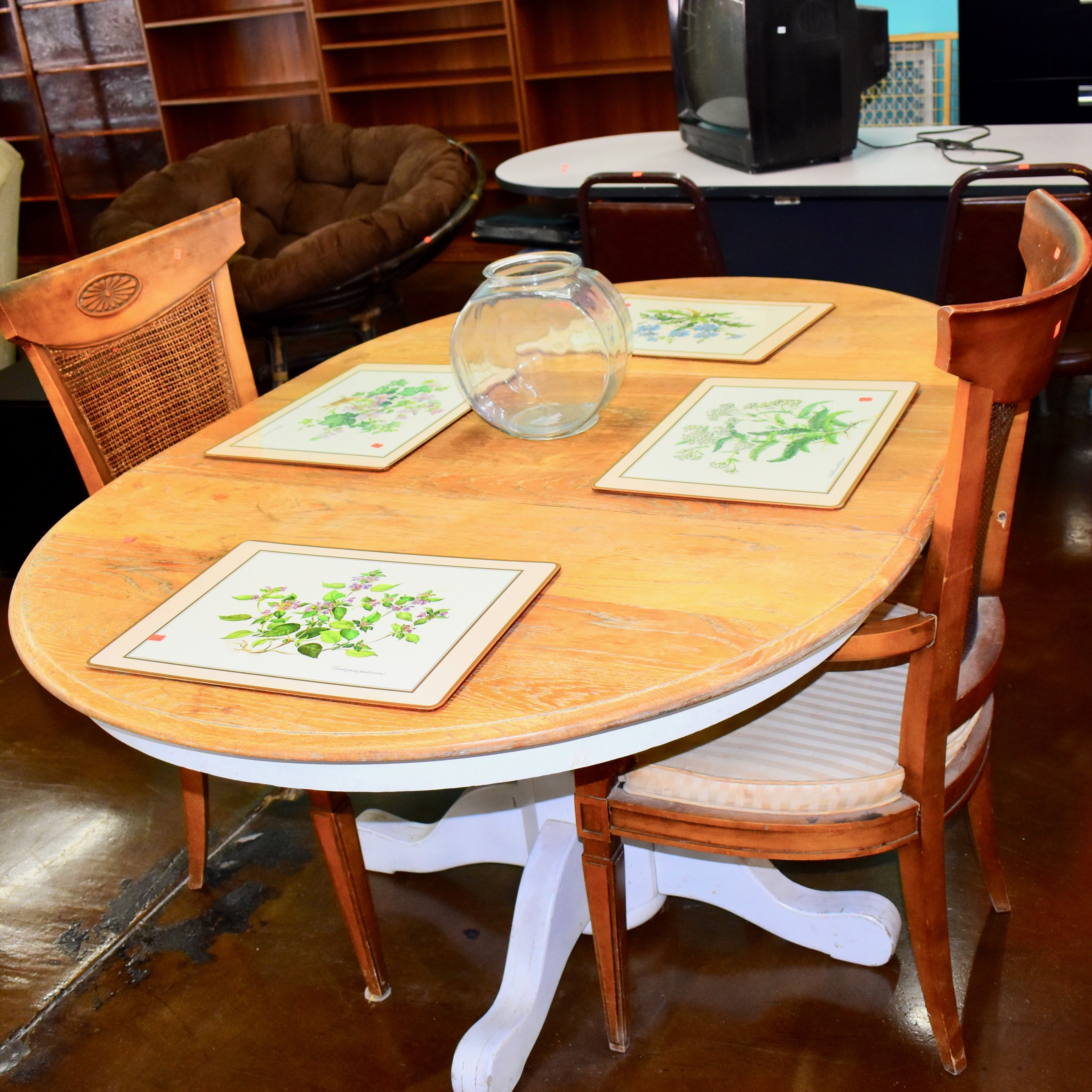 We Have Some Great Dining Sets In The Store, All