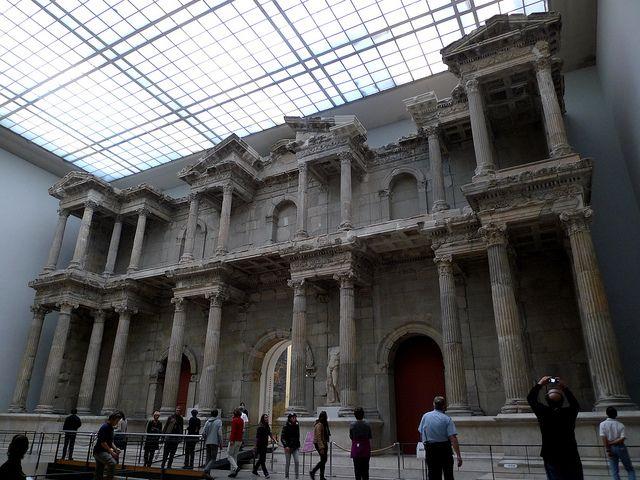 Market Gate Of Miletus Pergamon Museum Berlin Germany Pergamon Pergamon Museum Places To See