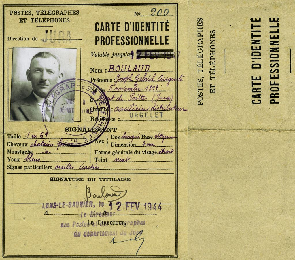 Pin By Catherine Bruyelleregolle On Carte D Identité Professionnelle Ancienne Printables Event Event Ticket