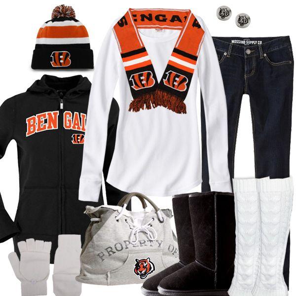 Cincinnati Bengals Women's NFL Snow Boots Pink
