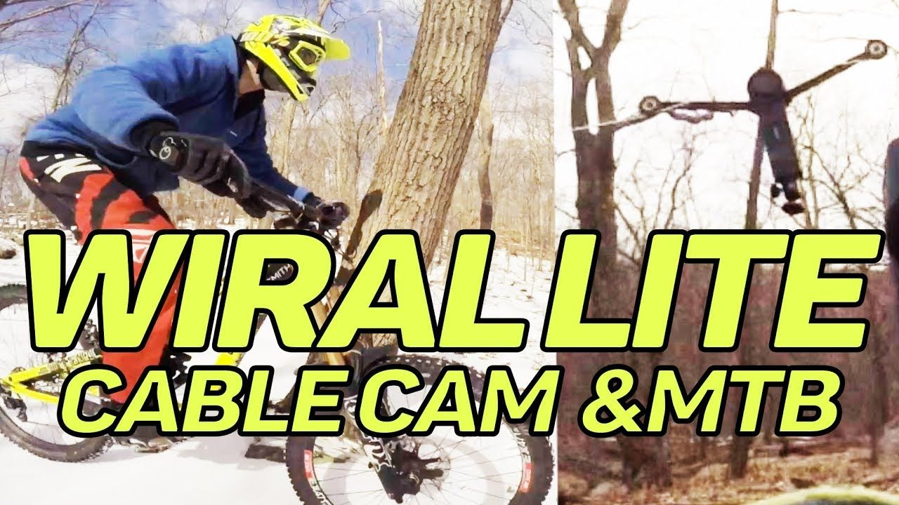 Wiral Lite Cable Cam With Gopro For Mtb Videography Videography