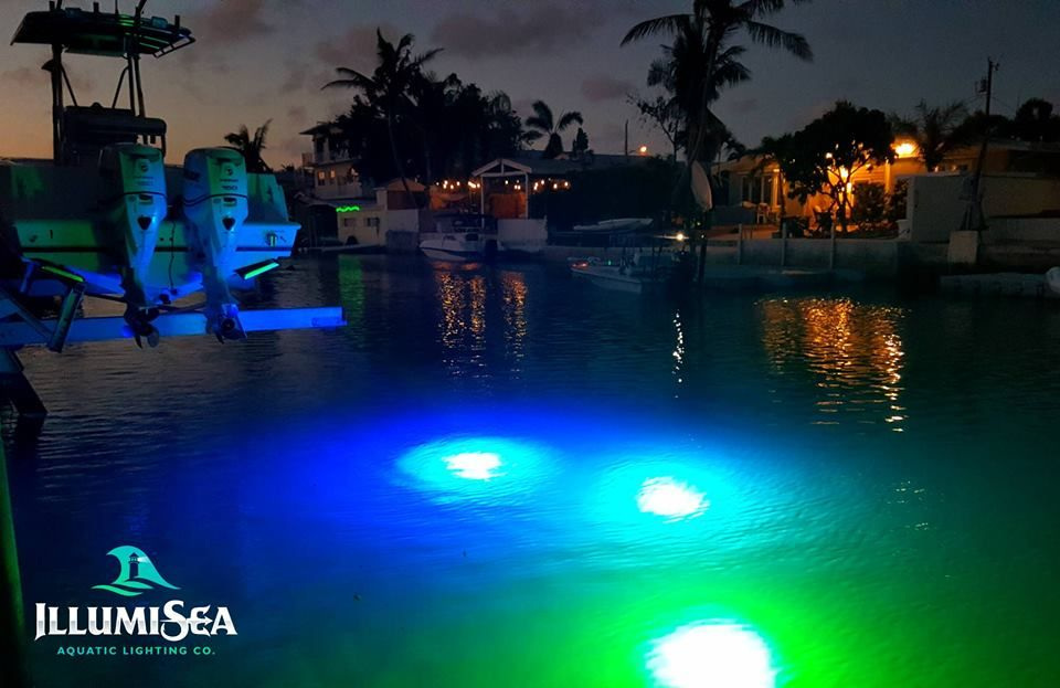 Choosing a color for Underwater Dock Lights can be difficult when there are so many options & Choosing a color for Underwater Dock Lights can be difficult when ...