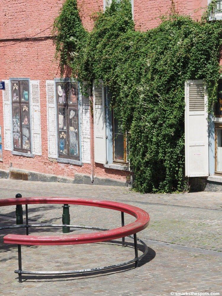 Brussels, Belgium   smarksthespots.com