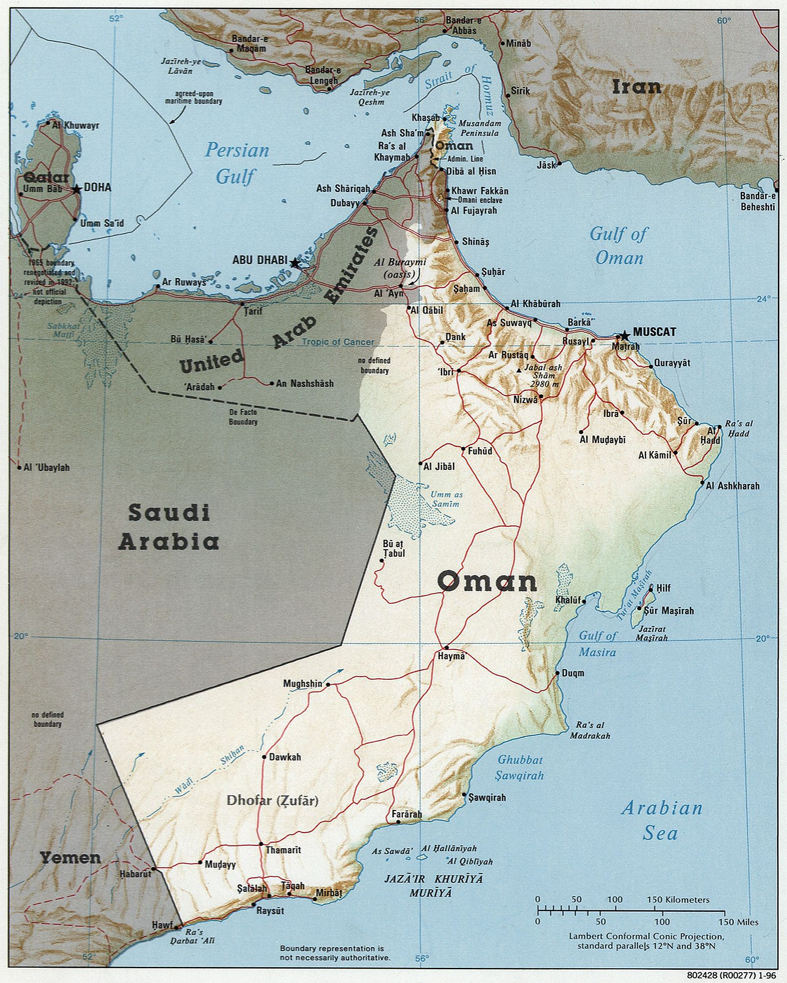 Oman Google Search Oman Map Country Maps